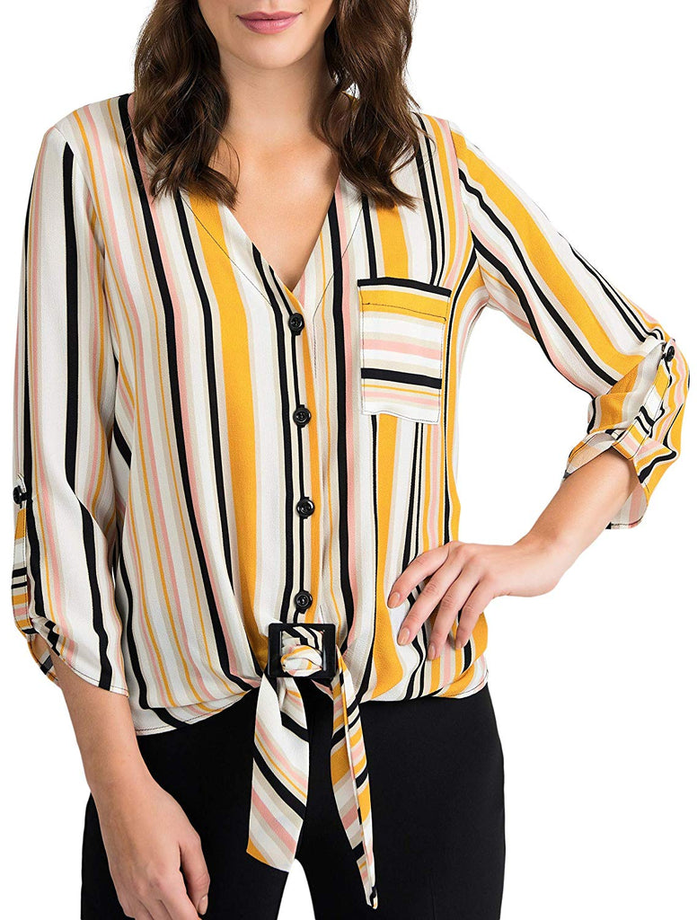 Joseph Ribkoff Womens Blouse Style 201456 - a-dream-fit.myshopify.com