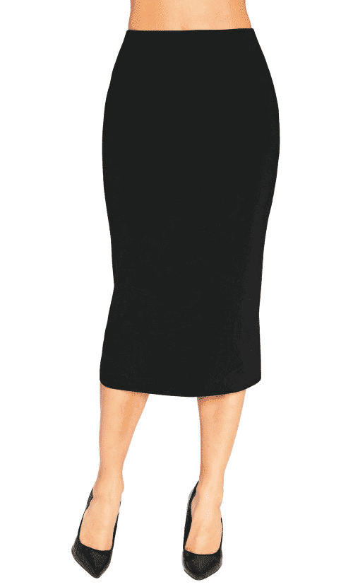 Sympli Womens Tube Skirt Midi - a-dream-fit.myshopify.com