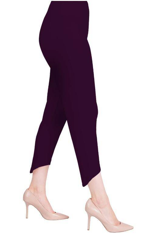 Sympli Womens Drop Ankle Pants - A Dream Fit