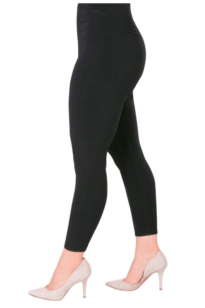 Sympli Womens Plus Size Classic Legging - a-dream-fit.myshopify.com