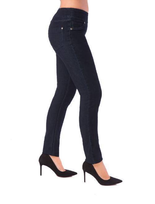 UP Womens Ultimate Skinny Jean Flatten and Flatter Soft Wash Denim - a-dream-fit.myshopify.com