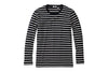 Uniqlo Stripe Crew Neck T | LS