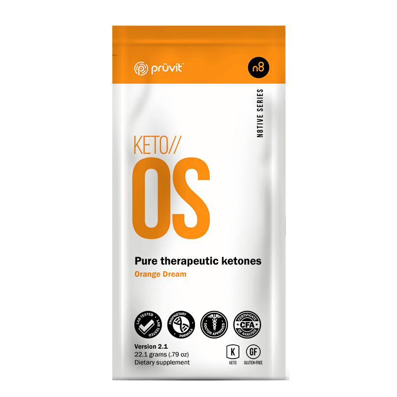 Keto OS 2.1 (Orange Dream)