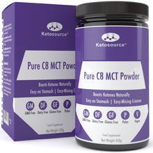 Pure C8 MCT Powder