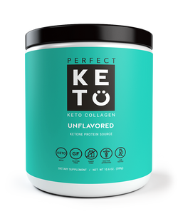 Perfect Keto Grass-Fed Keto Collagen