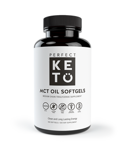Perfect Keto MCT Oil Softgels