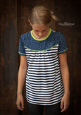 Girly Shirt Schnittmuster Konfetti Patterns