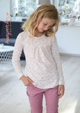 Konfetti Patterns Girly Shirt