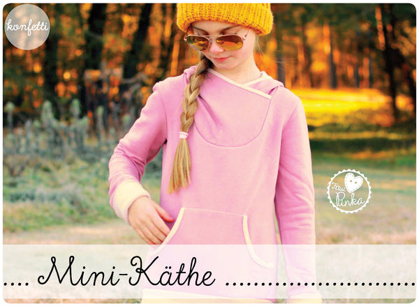 Mini Käthe eBook konfetti patterns
