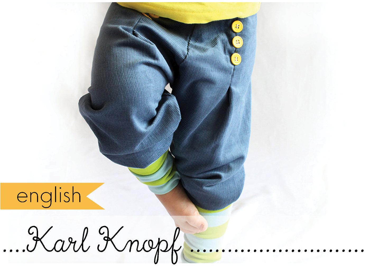 Karl Knopf - baggy trousers size (english)