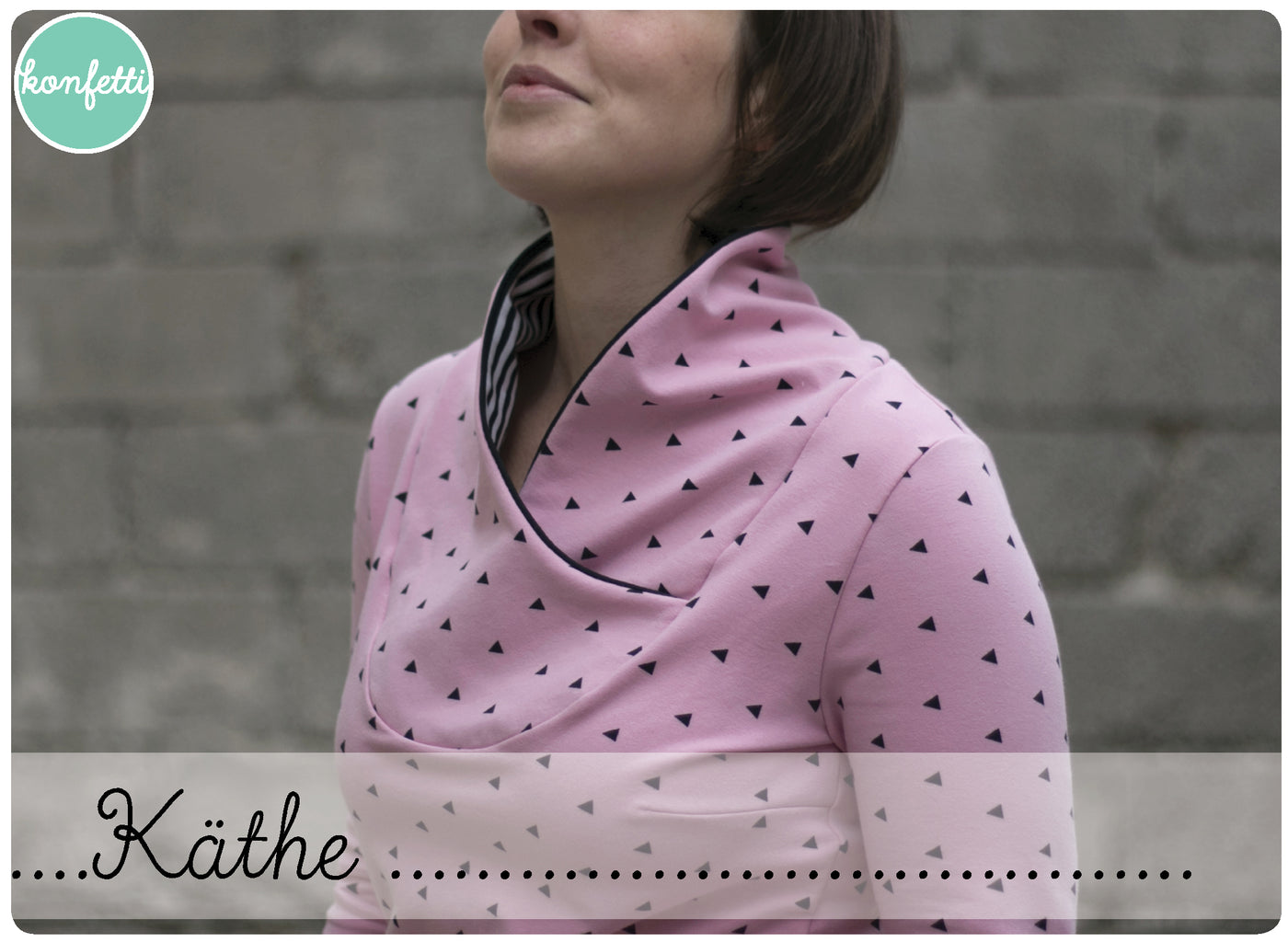 Kaethe Konfetti Patterns Schnittmuster