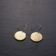 Load image into Gallery viewer, Medallion Earrings