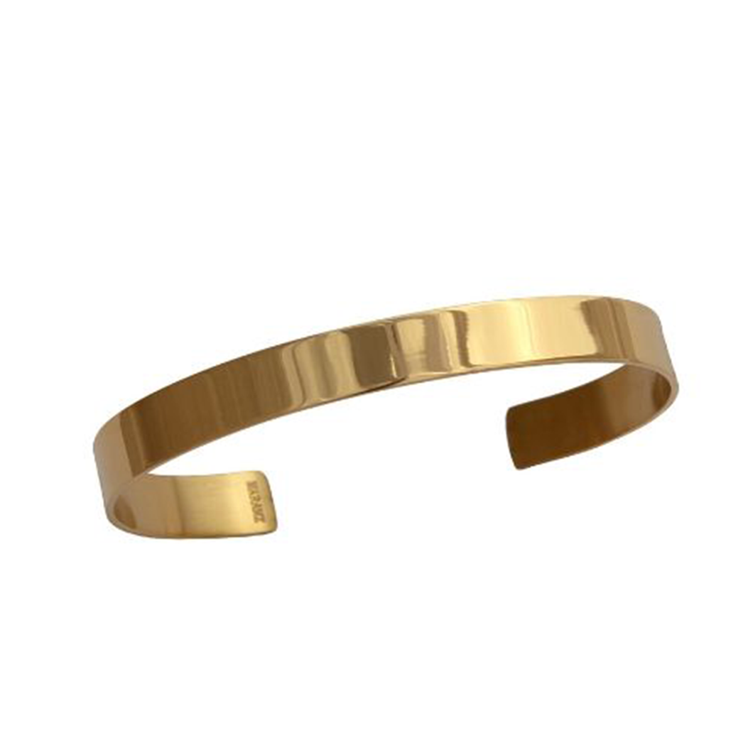 18k Gold Plated Adjustable Bracelet