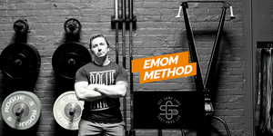 EMOM Method The Complete At Home Workout Routine