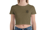 Crop Top - Olive - Get Some