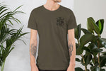Iconic Monogram Tee - Ranger Green - Get Some