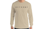 Iconic Monogram Long Sleeve - Sand - Get Some