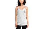 Women's Racerback Tank - White - Get Some