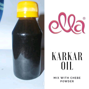 Ella Beauty Products - Karkar Oil