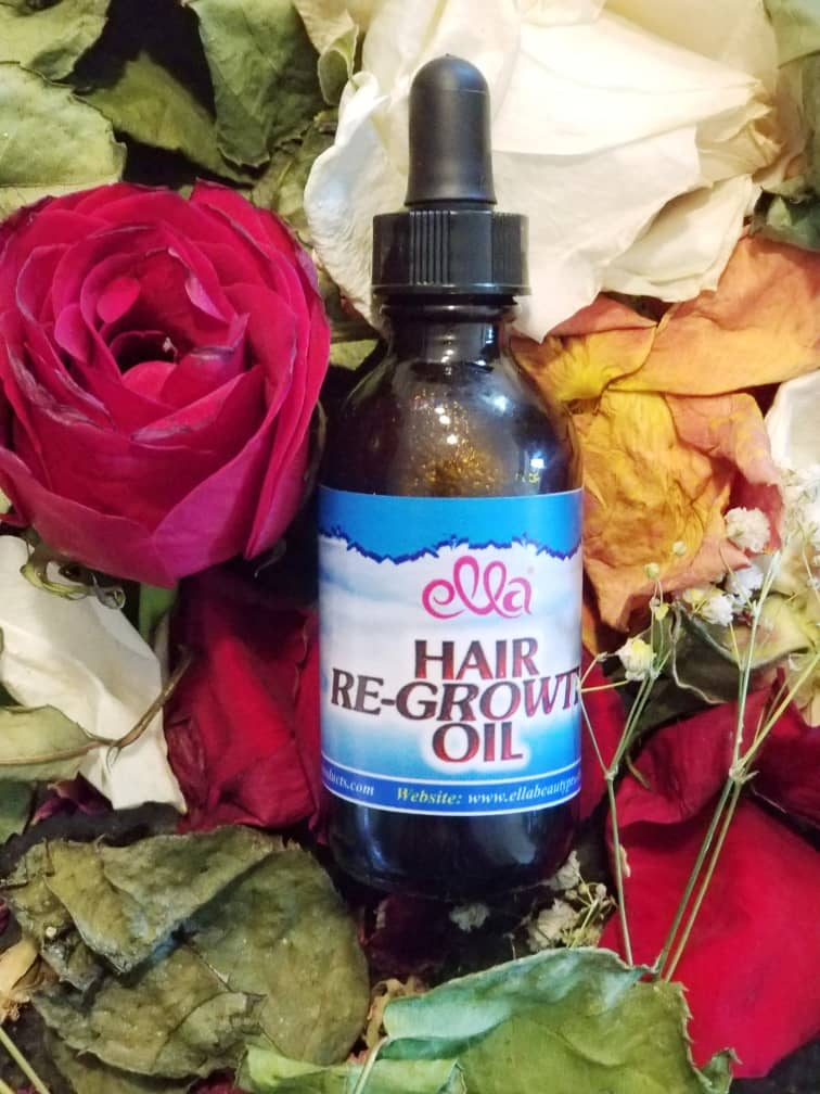 Ella Beauty Products - ReGrowth Hair Oil