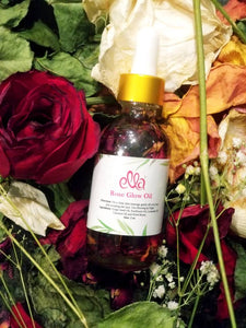 Ella Organic Products - Rose Glow Oil