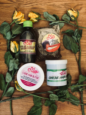 Ella Beauty Products - Hair Growth Booster Package