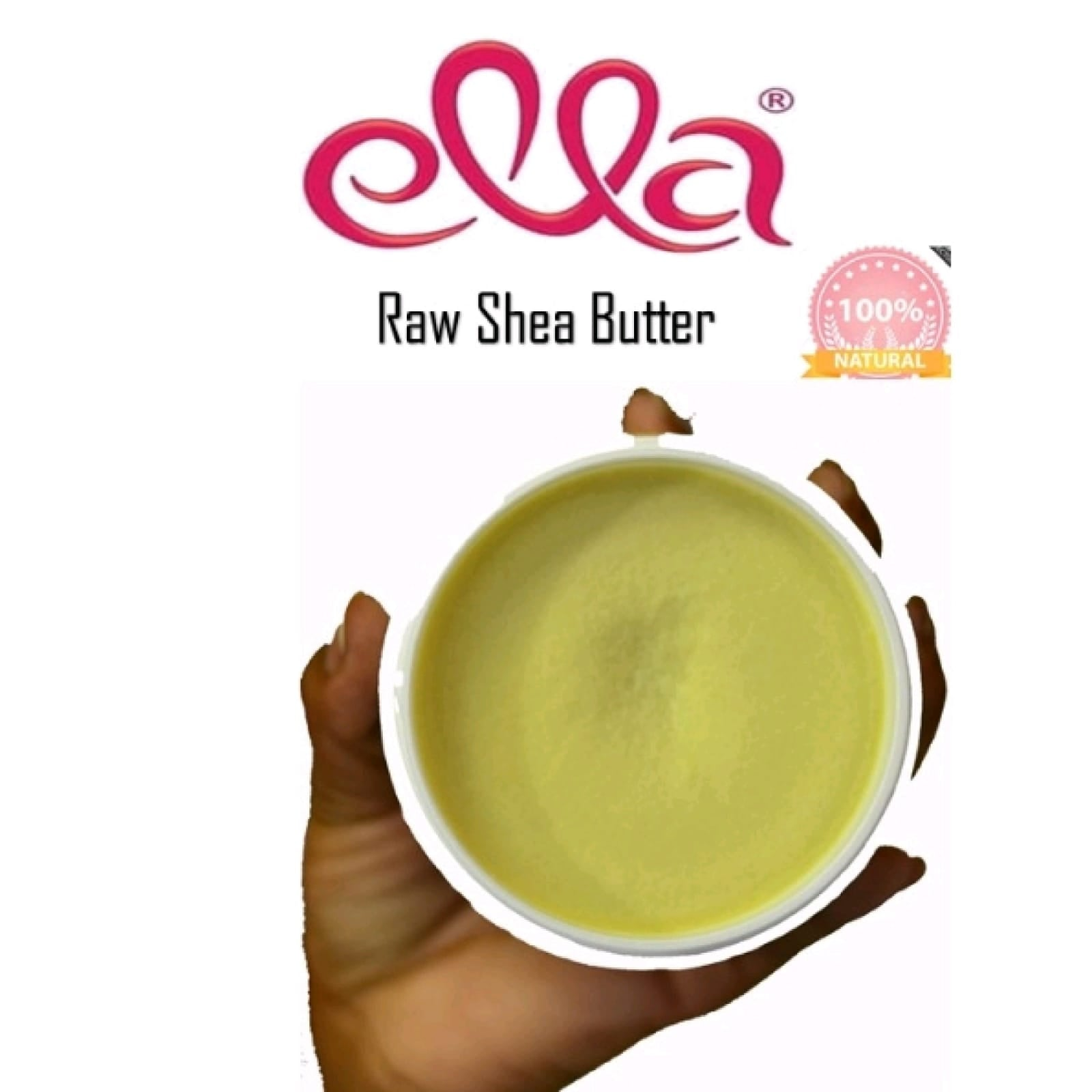 Ella Beauty Products - Raw Shea Butter