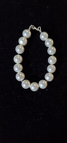 Commemorative Inauguration Power Pearl bracelet