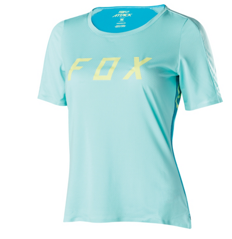 FOX WOMEN ATTACK JERSEY SS