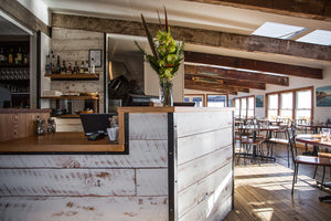 The Boat Shed Commercial Fitout