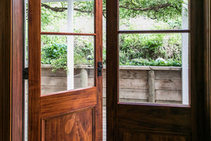 Abraham Heights French Doors