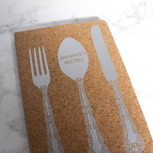 Personalised Recipe Notebook