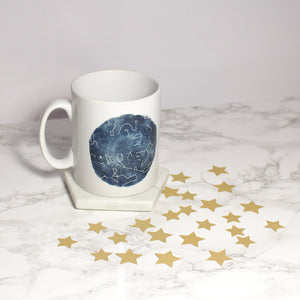 Personalised Night Sky Star Map Mug