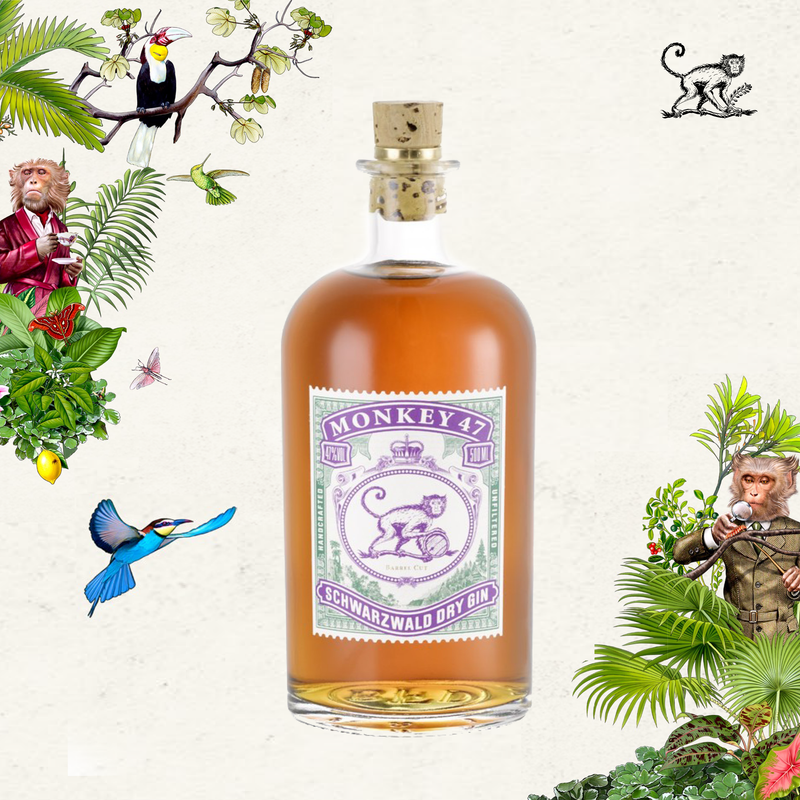 Unveiling The Monkey 47 Barrel Cut Dry Gin