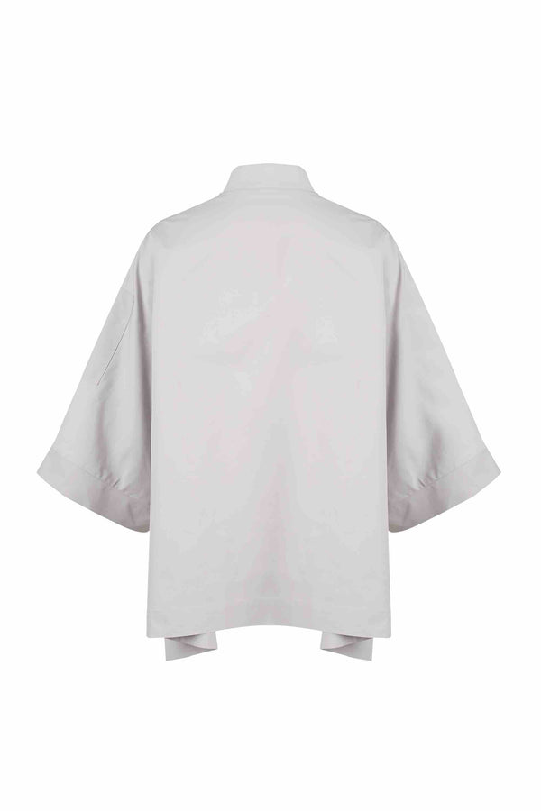Drop Shoulder Jacket - 20% OFF