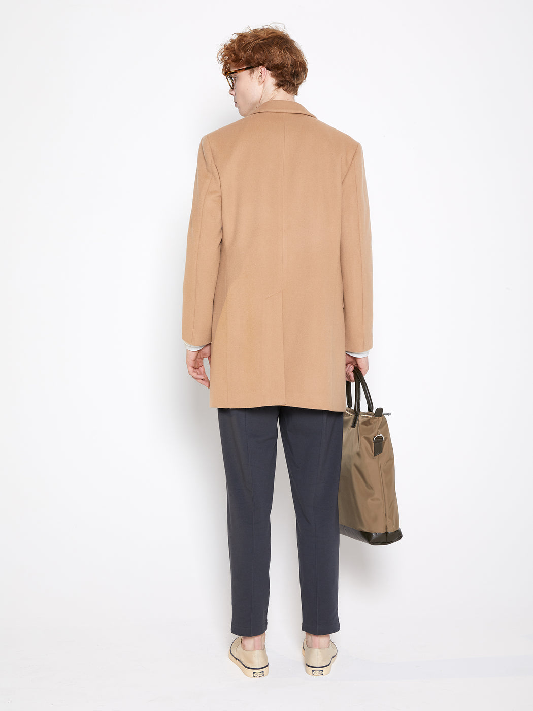 Wool Tailored Coat
