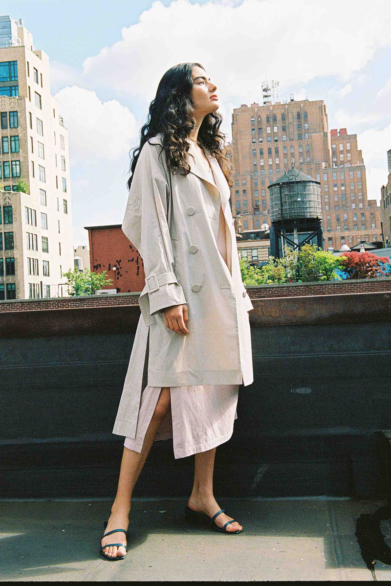 Women C/N Trench Coat
