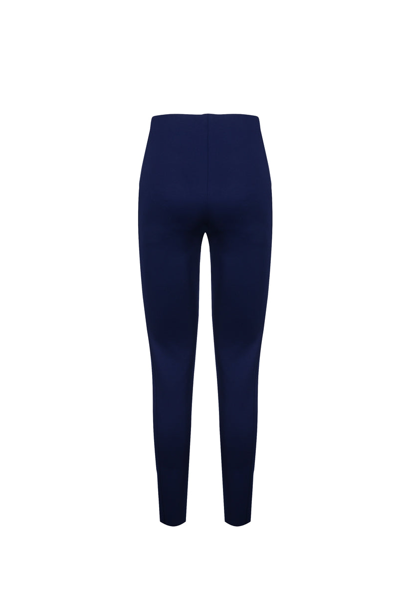 Women Side Pocket Long Leggings