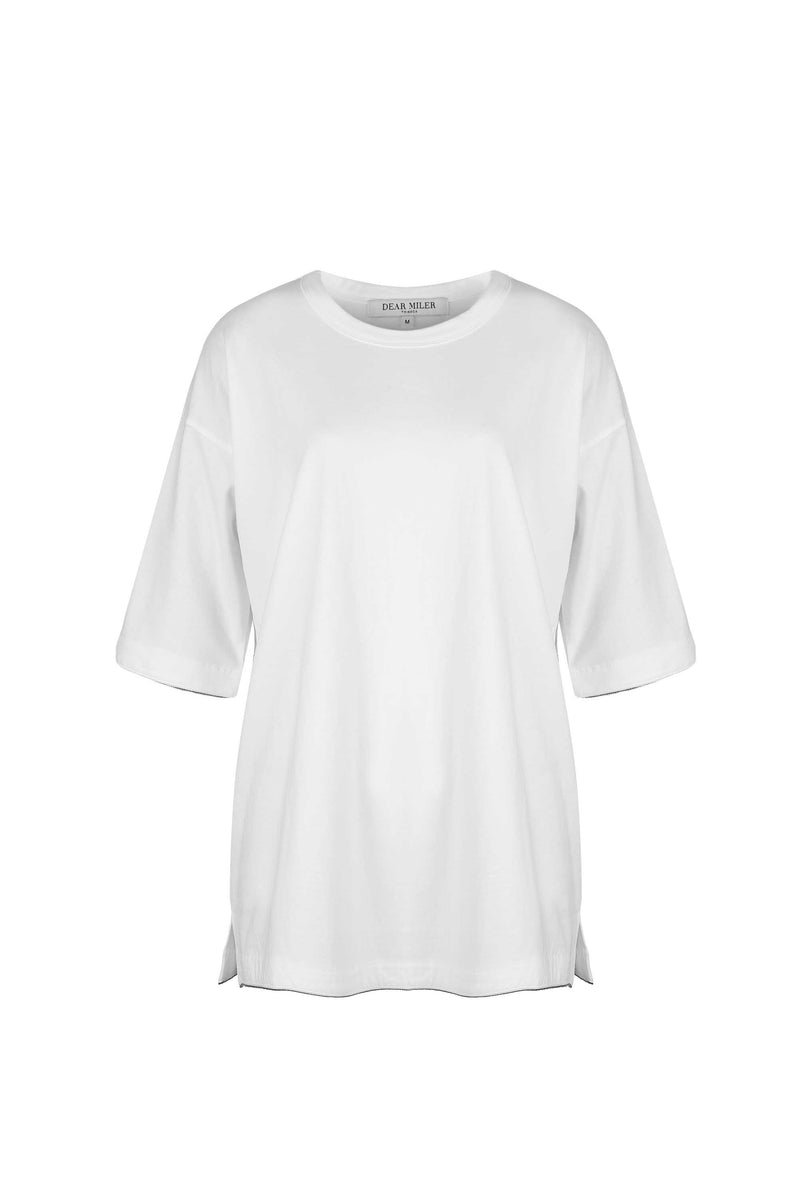 Women Trim Detailed Single T-Shirt