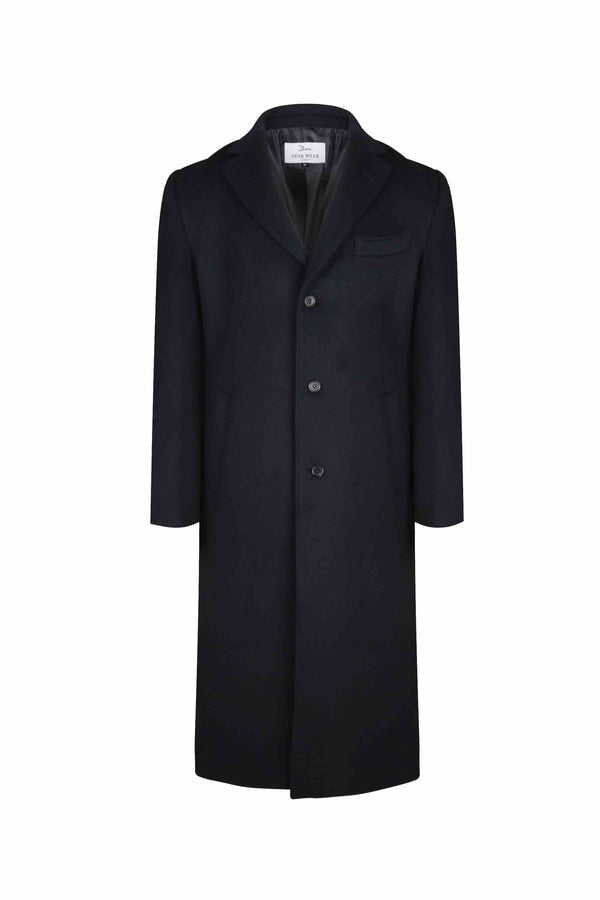 Wool Long Coat - 20% OFF