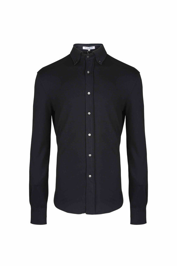Button Down Jersey Shirt