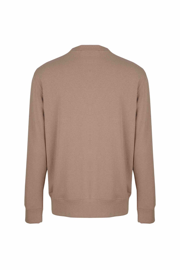 Pocket Blocked Sweatshirt - 20% OFF
