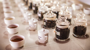 Take your relationship with tea to the next level: become a tea taster!