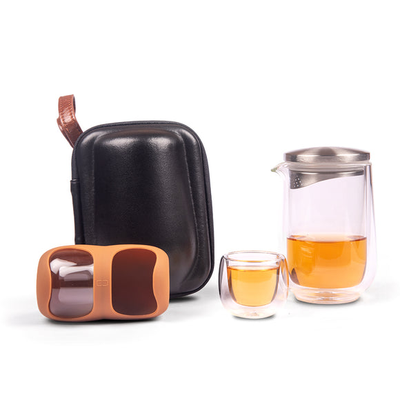 Ace Travel Tea Set