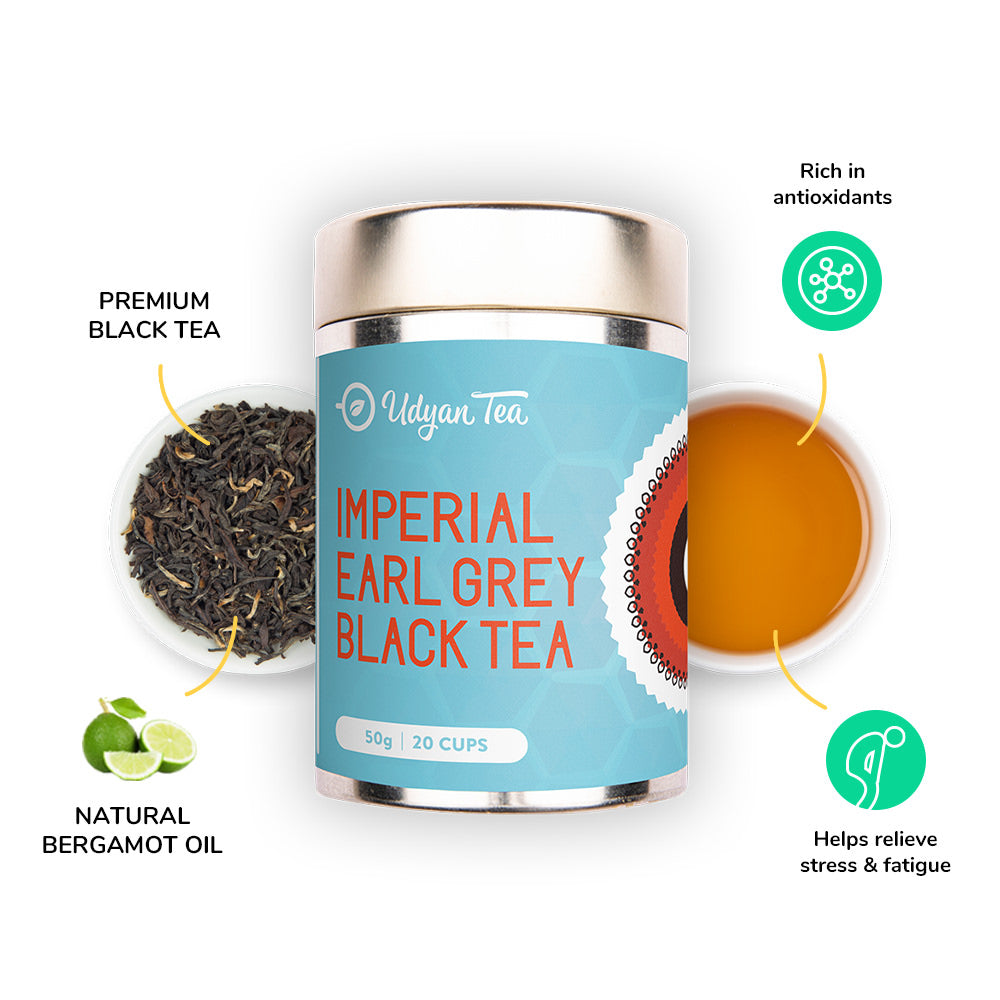 Black Tea Combo Pack