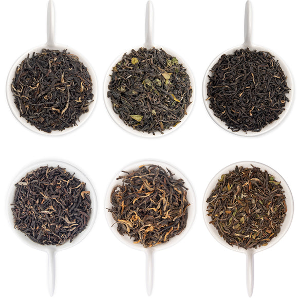 Black Tea Sampler Pack