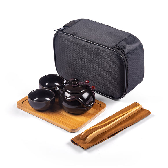Classic Tea Set (Space Black)