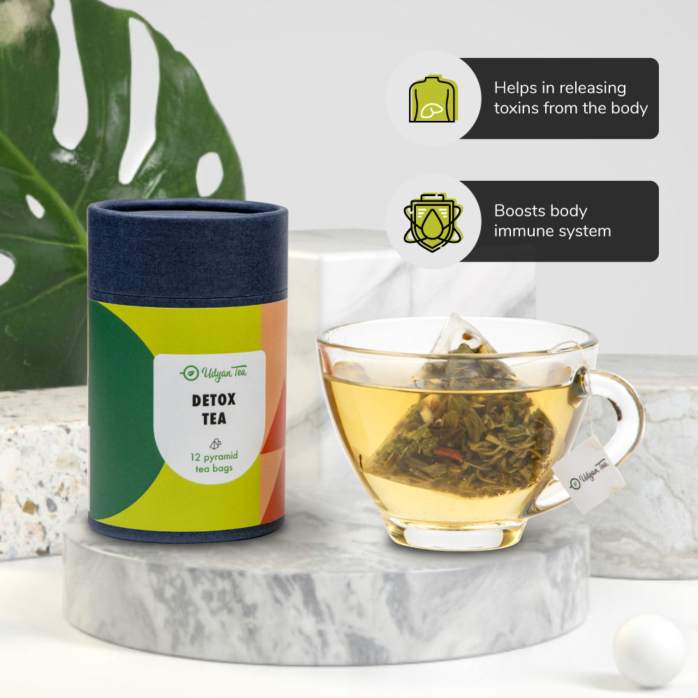 12 Day Fitness Tea Pack