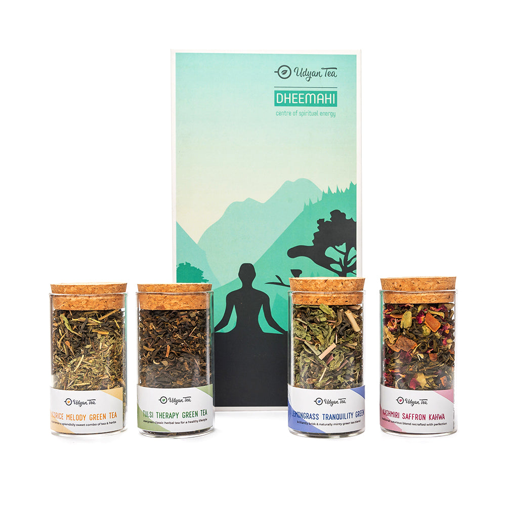 Dheemahi Herbal Tea