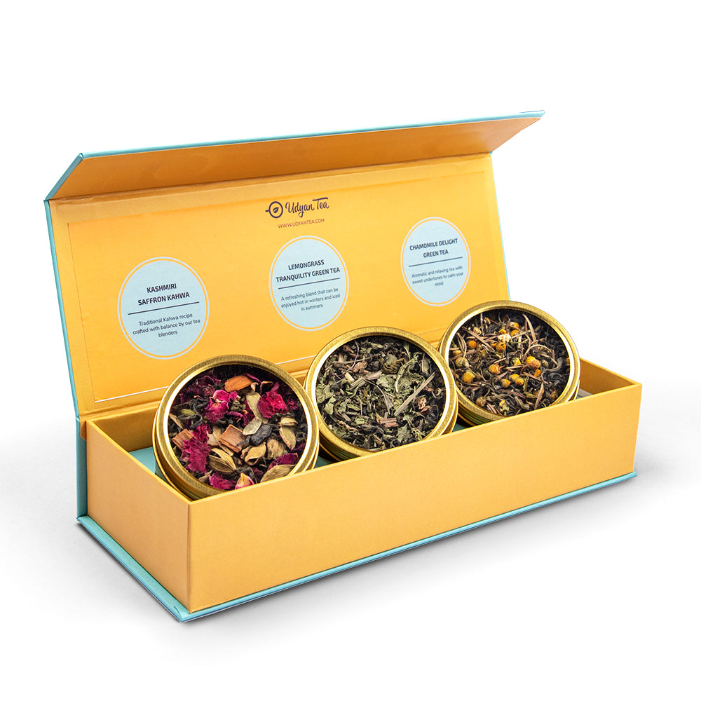 euphoria tea gift box